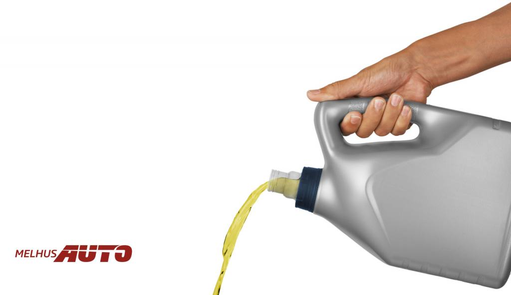Olje-Melhus-Auto